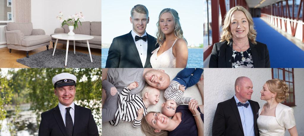 Fotograf i Karlskrona som fotograferar bröllopsfotograf i karlskrona och barn, familjer m.m.