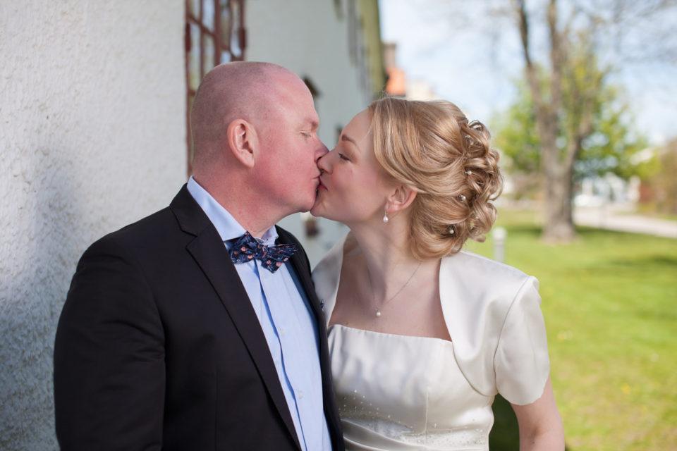 Fotograf karlskrona - bröllopsfotografering, Anna och Kristian
