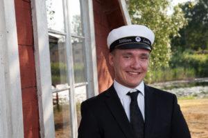 Fotograf Karlskrona, William Lundin, Studentfotografering i karlskrona