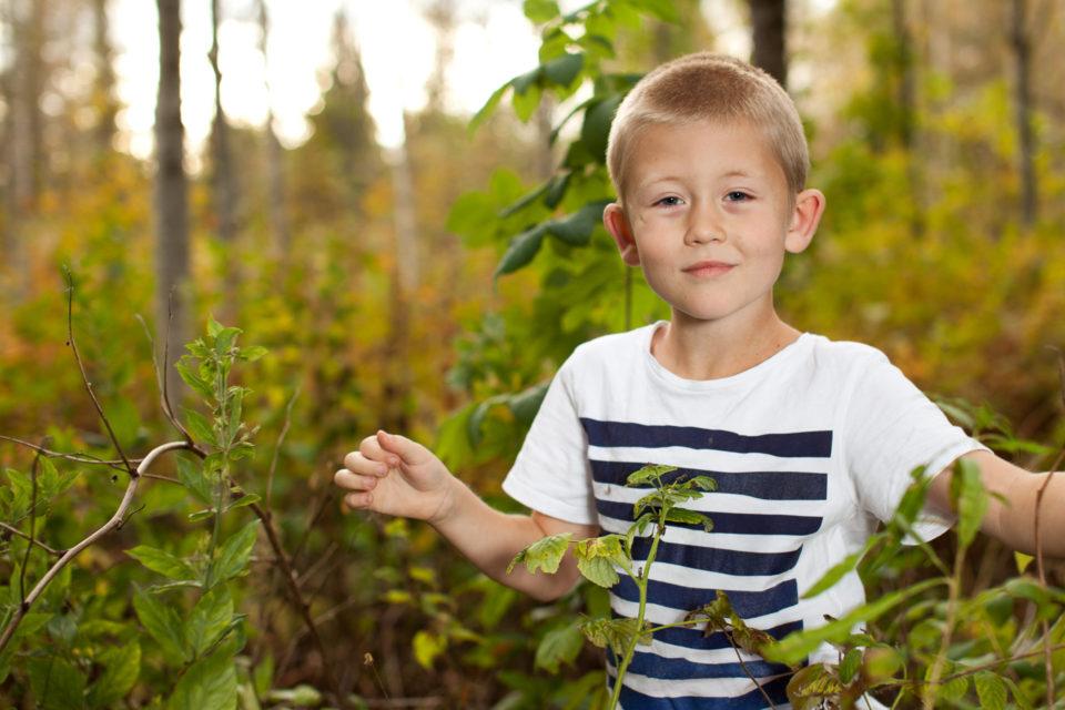 Fotograf Karlskrona - barn och familjefotografering