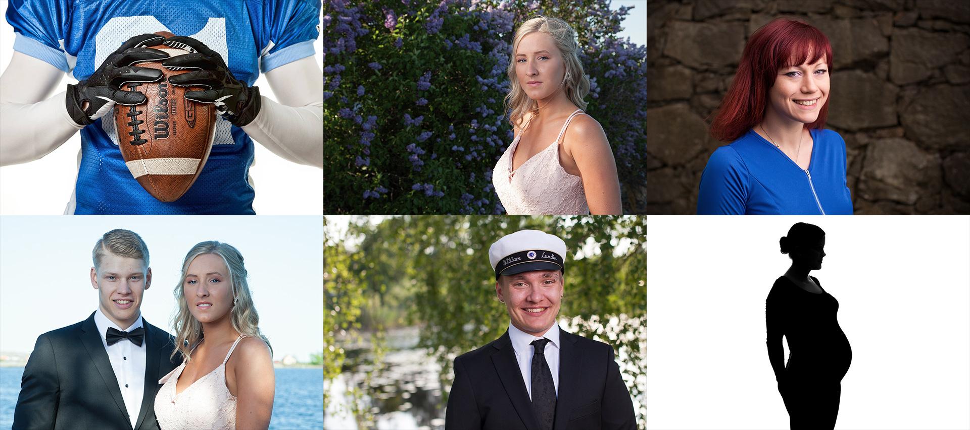 Fotograf Karlskrona - modellfotografering och vuxna