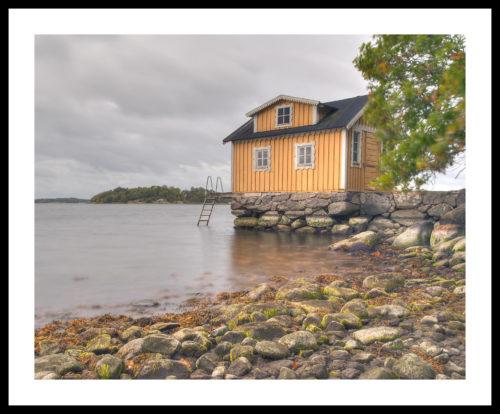 Badhuset, Skärva herrgård i karlskrona. Fotograf i Karlskrona